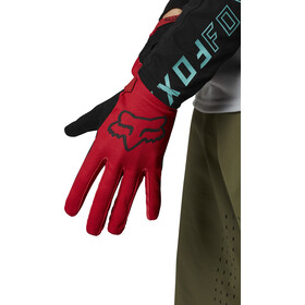 Fox Ranger Foxhead Gloves Men, chili